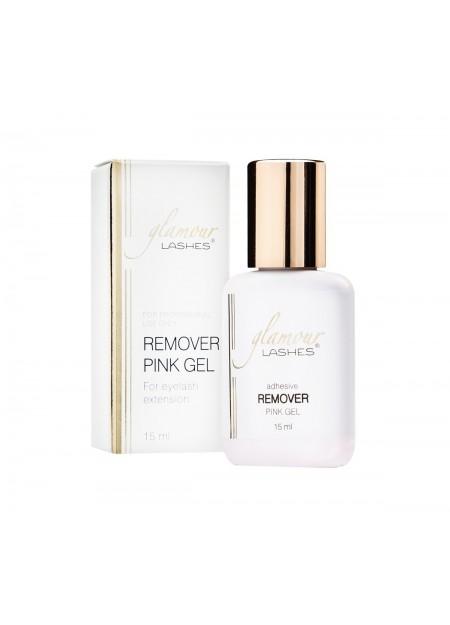 Remover pink gel