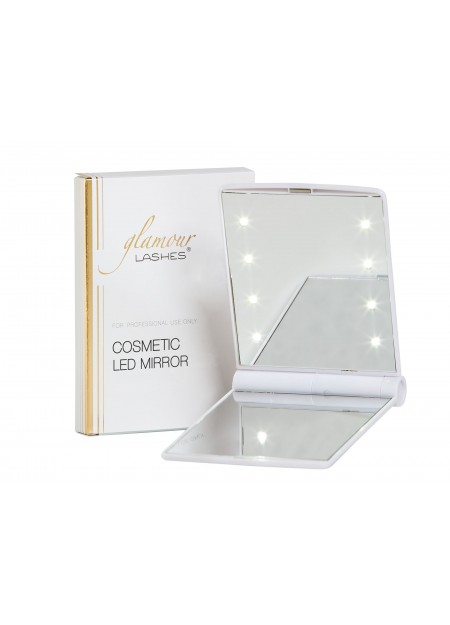 LED light mirror
