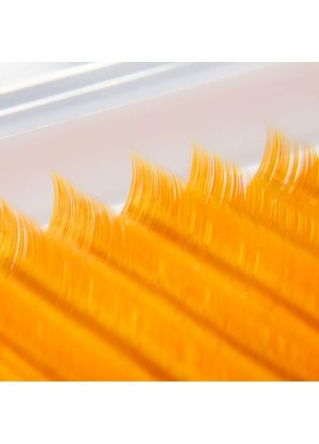 Řasy NEON orange